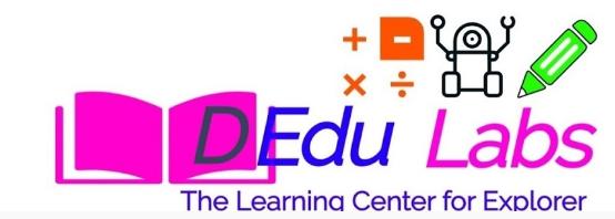DEdu Labs: Understand Better